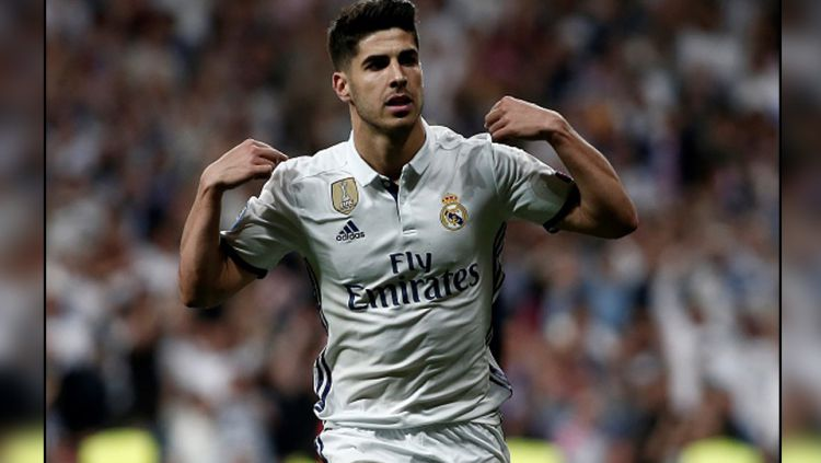 Marco Asensio, striker masa depan Real Madrid. Copyright: © INDOSPORT