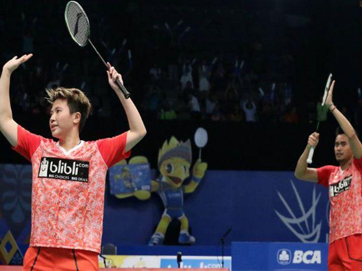 5 Kejadian Fantastis yang Terekam di Indonesia Open 2017