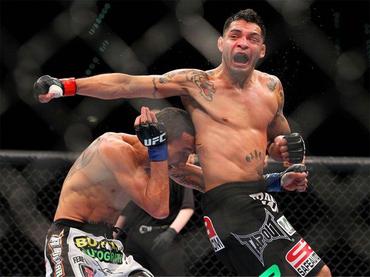 (VIDEO) 3 Kejadian Nyentrik di Dunia Tarung MMA