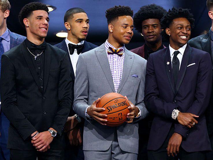 Rekap NBA Draft 2017 1-10: Ini Pilihan Nomor Satu Sixers