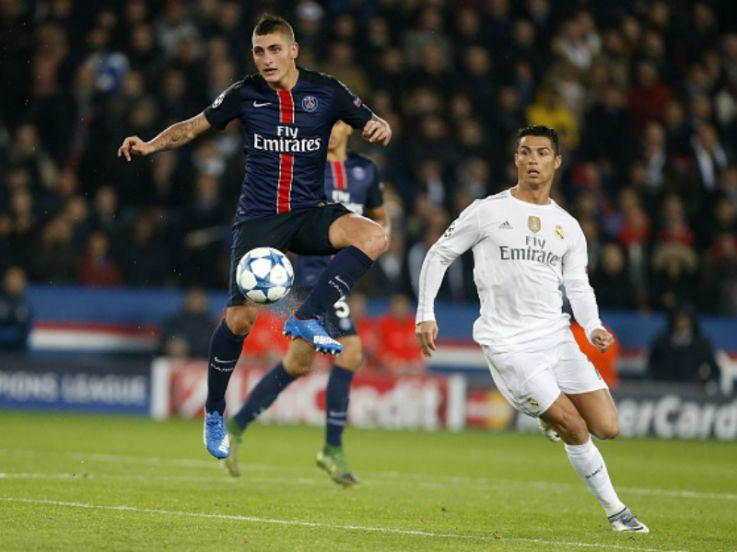 Transfer Saga Verratti Picu Kepindahan Ronaldo ke PSG?