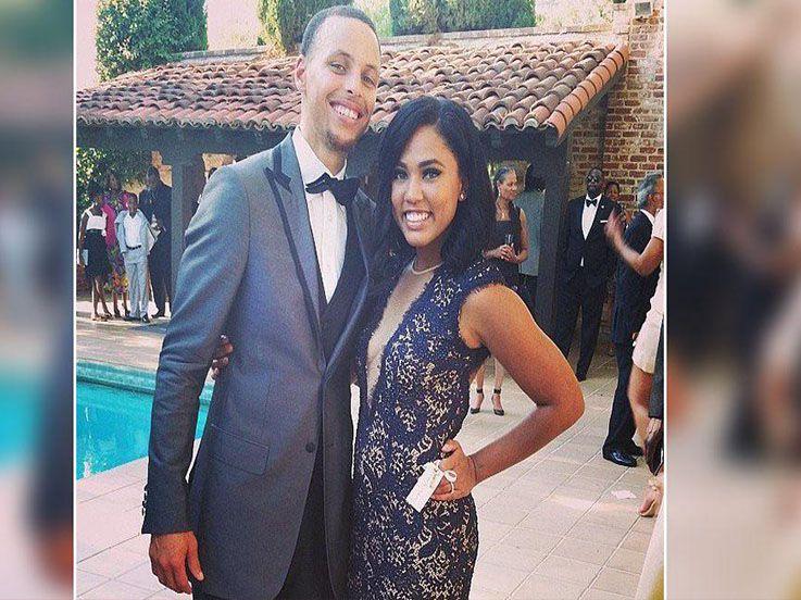 3 Hal Tersembunyi Ayesha, Istri Cantik Stephen Curry