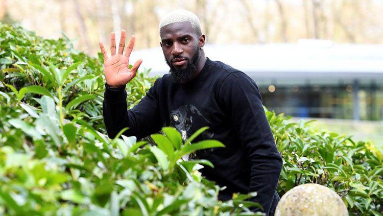 Tiemoue Bakayoko akan menggunakan nomor punggung 14 di Chelsea. Copyright: © INDOSPORT