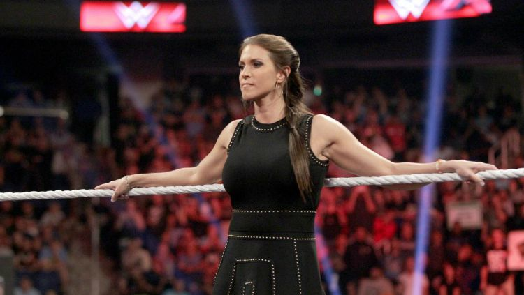 Stephanie McMahon. Copyright: © Wrestling Rumors