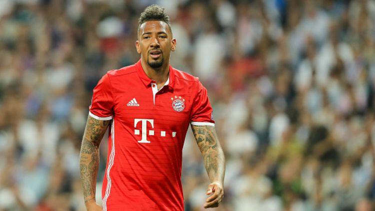 Bek Bayern Munchen, Jerome Boateng. Copyright: © getty images
