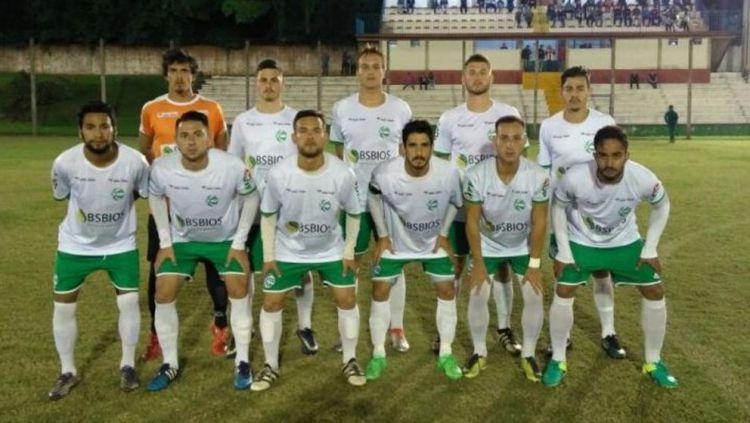 Para pemain Sport Club Gaucho. Copyright: © lavanguardia