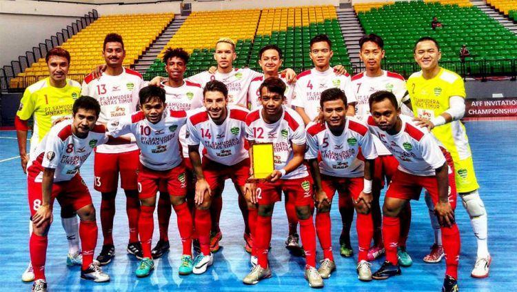 Tim Futsal Permata Indah Manokwari Copyright: © Instagram Permata Indah Manokwari