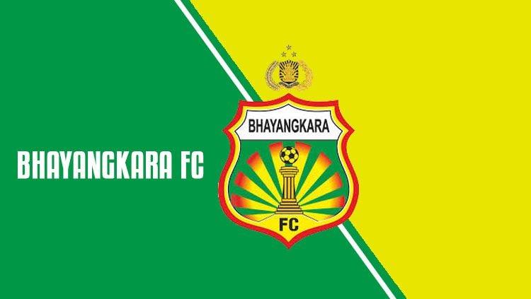 Logo Bhayangkara FC. Copyright: © Grafis: Eli Suhaeli/INDOSPORT