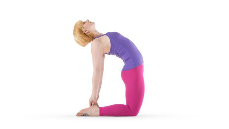 Ilustrasi yoga. Copyright: © self.com