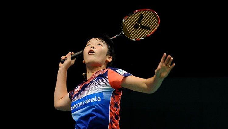 Pebulu tangkis tunggal putri Malaysia, Goh Jin Wei resmi batal memperkuat timnya di pesta olahraga dua tahunan se-Asia Tenggara, yakni SEA Games 2019. Copyright: © getty images