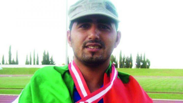 Abdullah Hayayei, atlet paralimpiade asal Uni Emirat Arab. Copyright: © Sport360