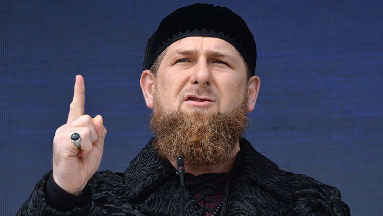 Pemimpin Chechnya, Ramzan Kadyrov. Copyright: © cdn1.img.sputniknews.com