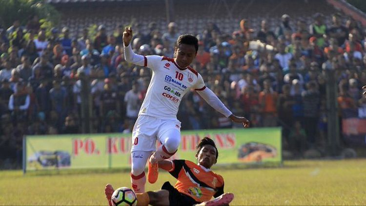 PSIR Rembang vs Persis Solo. Copyright: Persis Solo Official
