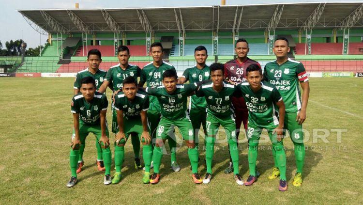 Skuat PSMS Medan menang WO lantaran Persih Tembilahan tak hadir di Stadion Teladan. Copyright: © Kesuma Ramadhan/Indosport.com