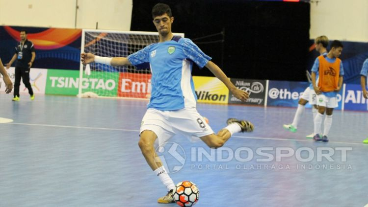 Klub Futsal Asal Jepang Miliki Latihan Sendiri Untuk Kiper Copyright: © Zainal Hasan/Indosport.com