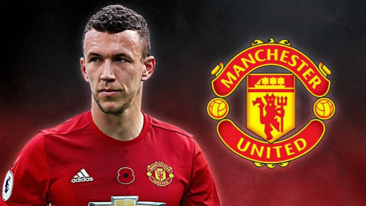 Ivan Perisic dikaitkan dengan Manchester United. Copyright: © Twitter.com