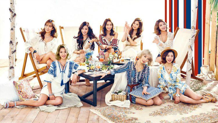 Girlband SNSD. Copyright: © Soompi