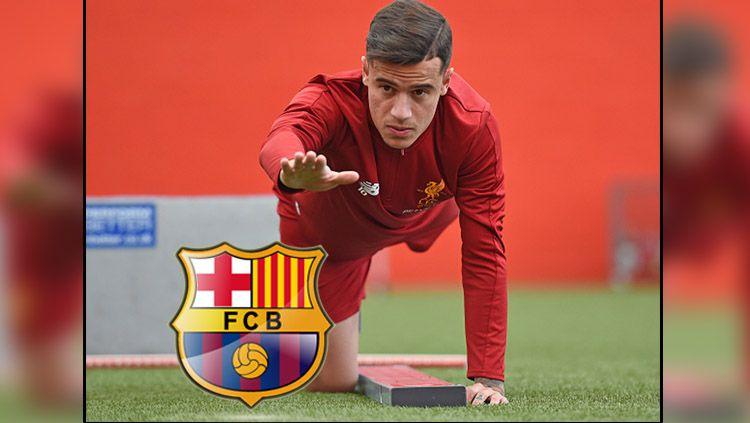 Pemain bintang Liverpool, Philippe Coutinho semakin dekat ke Barcelona. Copyright: © INDOSPORT