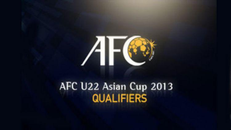 Logo AFC U-22 untuk kualifikasi 2013. Copyright: © Wikipedia