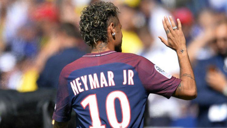Bintang PSG, Neymar. Copyright: © INDOSPORT