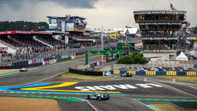 MotoGP Prancis di Sirkuit Le Mans mengalami penundaan akibat wabah virus Corona. Copyright: © lemans.org