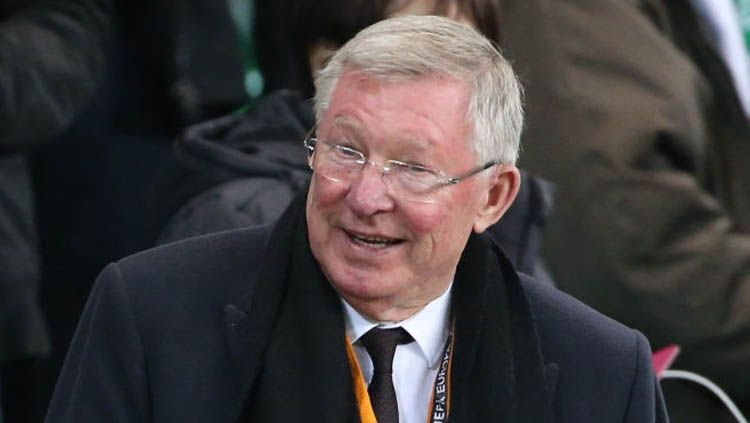 Sir Alex Ferguson. Copyright: © INDOSPORT