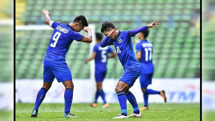Selebrasi Ikonik Sepakbola Dunia Yang Paling Diingat Indosport
