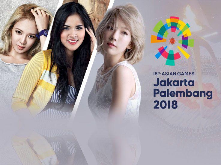 Raisa dan SNSD Masuk Line Up Countdown to Asian Games