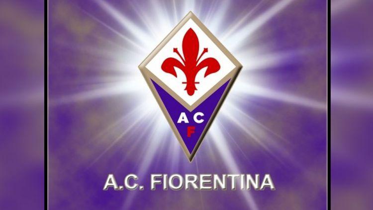 Logo Fiorentina. Copyright: © Pinterest