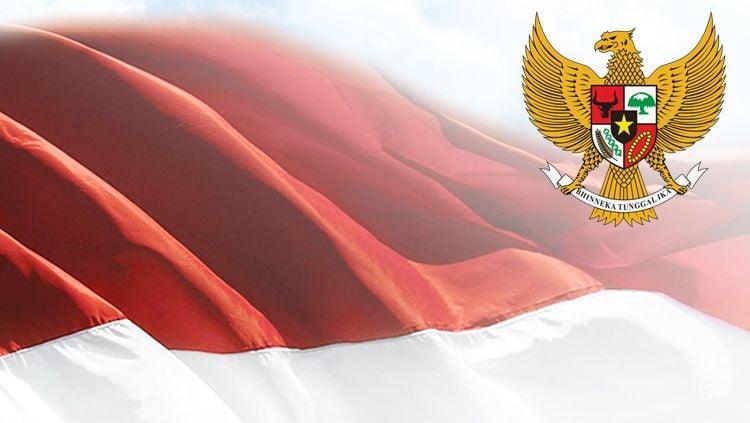 Bendera Indonesia. Copyright: © INDOSPORT/Istimewa