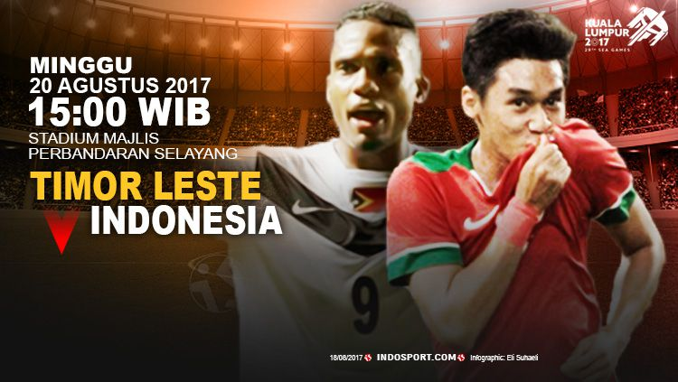 Timor Lesta vs Indonesia. Copyright: © Grafis: Eli Suhaeli/INDOSPORT