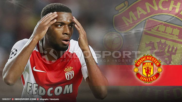 Thomas Lemar (AS Monaco) Copyright: © Grafis:Yanto/Indosport.com