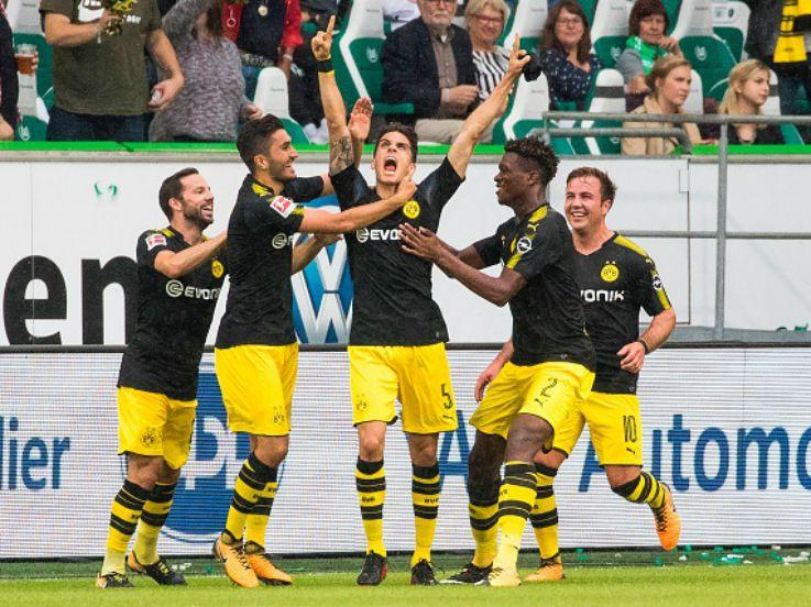 Wolfsburg 0-3 Dortmund: Awal Mulus Die Borussen