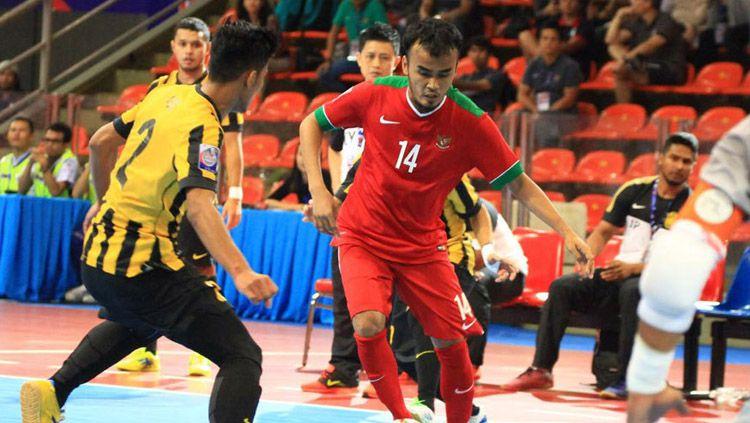 Timnas Futsal Indonesia. Copyright: © Istimewa