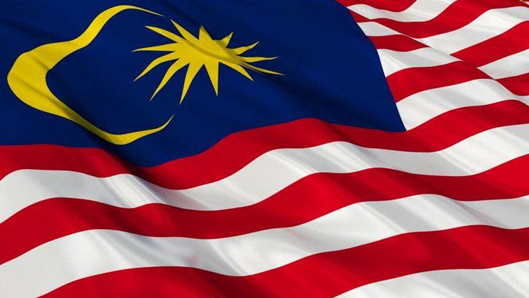 Bendera Malaysia. Copyright: © Istimewa