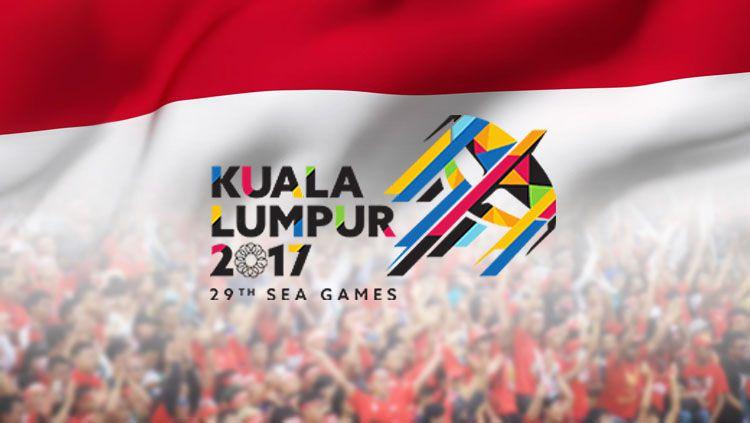 Indonesia (Merah Putih) Sea Games 2017. Copyright: © Grafis: Eli Suhaeli/INDOSPORT