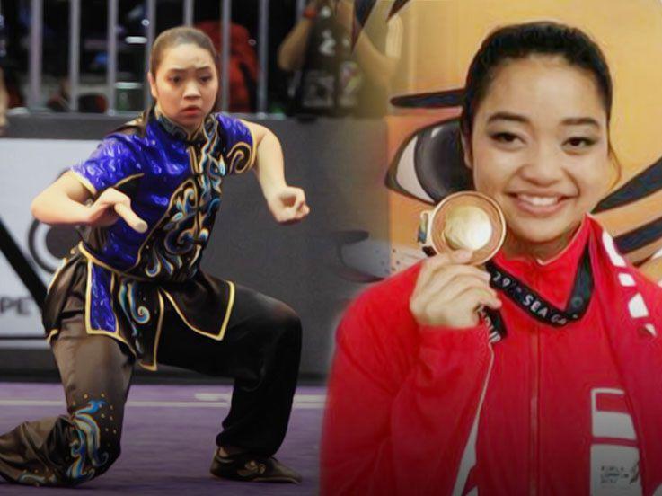 Juwita Niza, Si Anak Manja yang Gemar Rampas Medali Emas