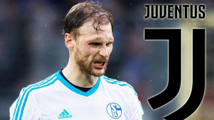 Benedikt Howedes dikabarkan akan bergabung ke Juventus. Copyright: © The Sun