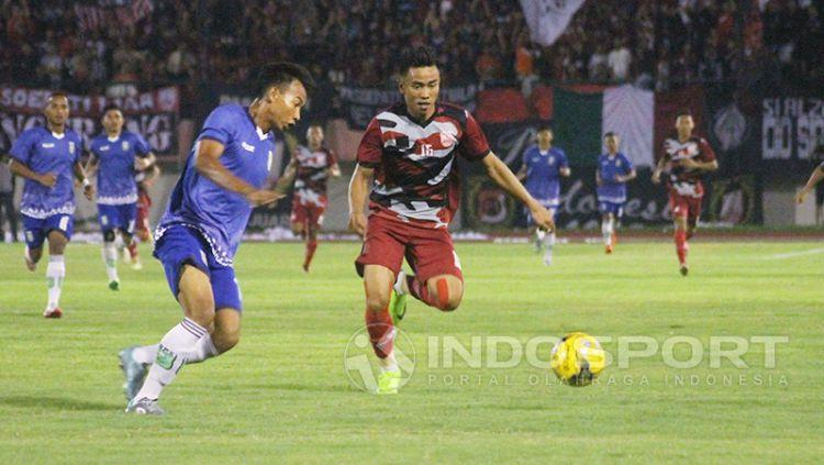 Rudiyana Antarkan Persis Solo Ke Babak 16 Besar. Copyright: © Arief Setiadi/Indosport.com
