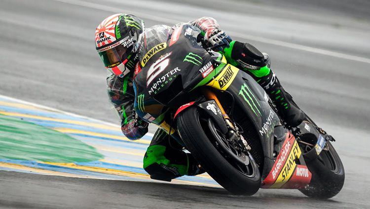 Zarco tampil sebagai debutan yang cukup gemilang di MotoGP tahun ini. Copyright: © Indosport