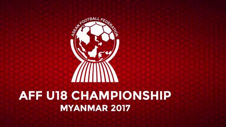 Logo Piala AFF U-18 2017. Copyright: © Istimewa