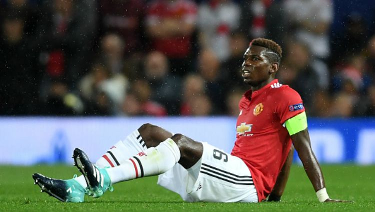 Paul Pogba. Copyright: © getty images