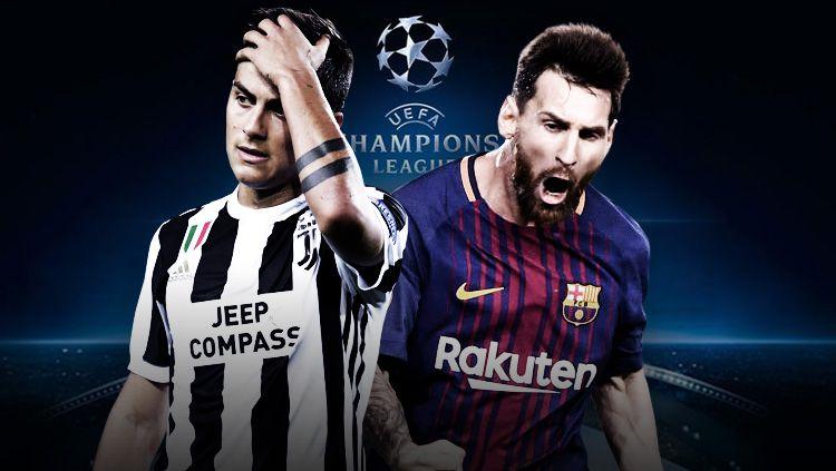 Paulo Dybala dan Lionel Messi. Copyright: © Grafis: Eli SuhaeliINDOSPORT