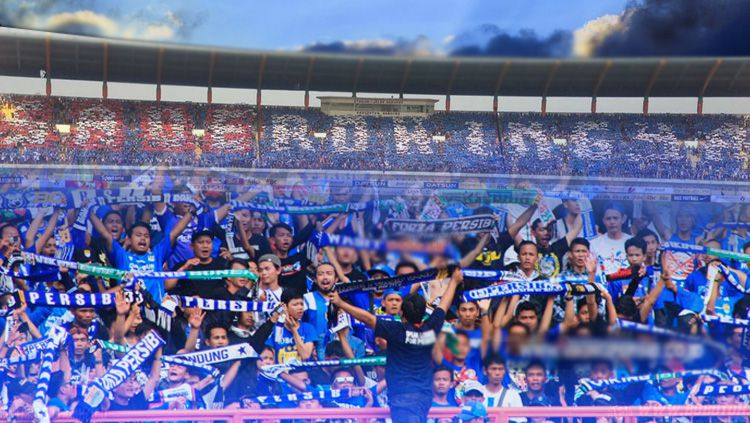 Bobotoh Save Rohingya. Copyright: © INDOSPORT