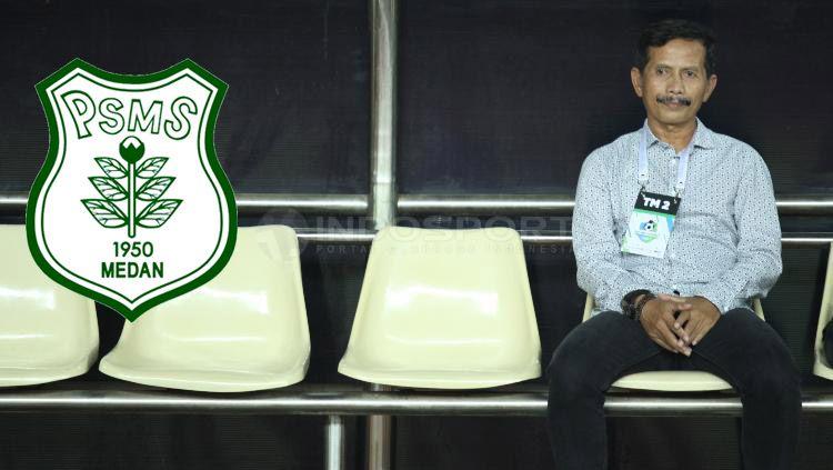 Djajang Nurdjaman, calon pelatih PSMS Medan. Copyright: © INDOSPORT