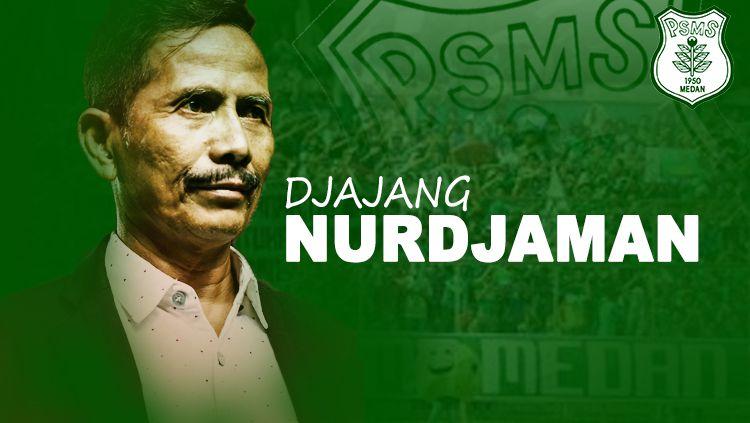Djajang Nurdjaman. Copyright: © Grafis: Eli Suhaeli/INDOSPORT
