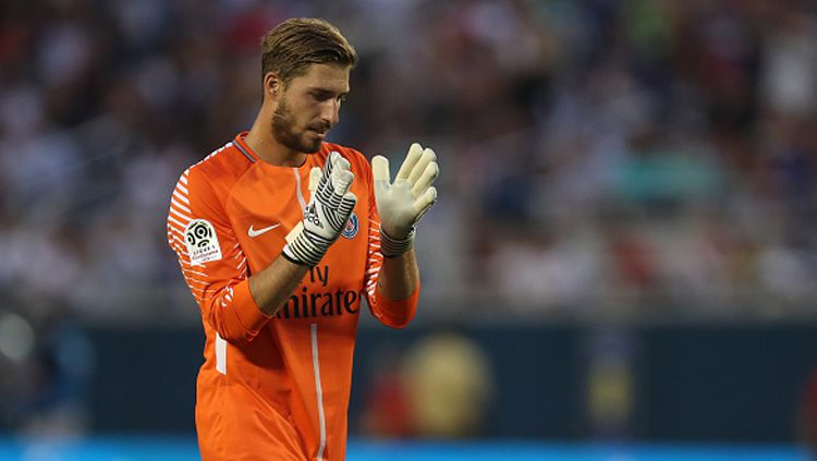 Kevin Trapp, kiper PSG. Copyright: © getty images