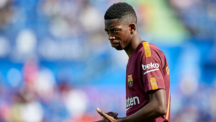Ousmane Dembele. Copyright: © getty images