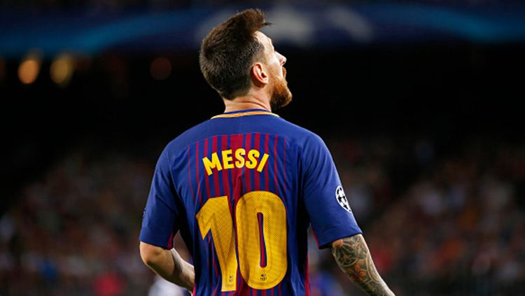 Lionel Messi. Copyright: © getty images