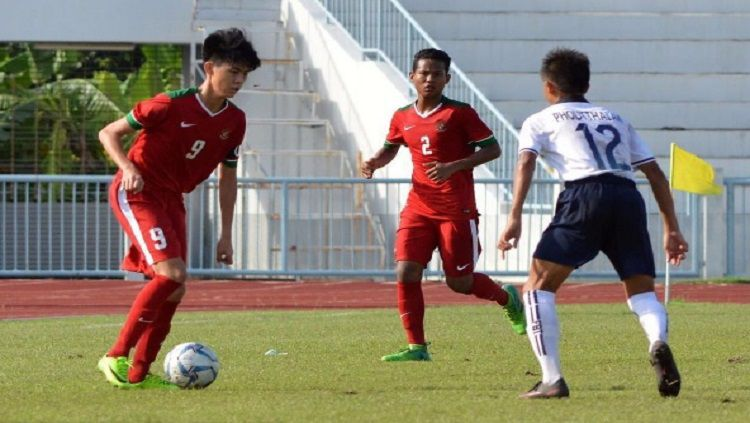 Gelandang Timnas Indonesia U-16, Rendy Juliansyah. Copyright: © Instagram Rendy Juliansyah